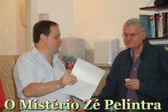 Palestra - O Mistério Zé Pelintra - Edmundo Pellizzari